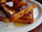 French toast at Toast, Asbury Park, NJ